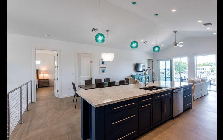 Dining and Kitchen Island